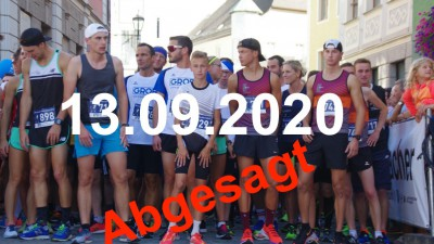 Altstadtlauf 2020 abgesagt